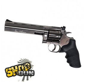 "Dan & Wesson 715 Fullmetal Anthracite 6"" CO²"