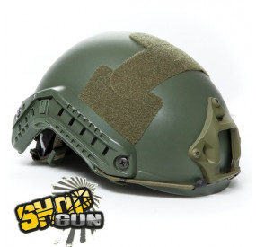 Mich 2001 Fast Strike réglable Olive Drab